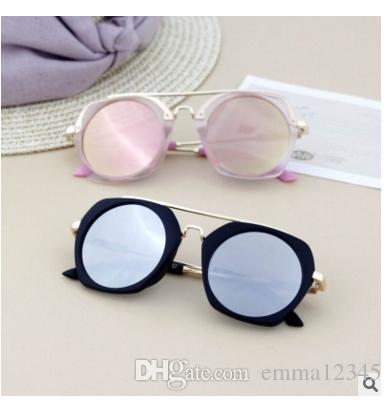385110a03299 Korean Fashion New Arrived Baby Infant Sunglasses Children UV400 ...