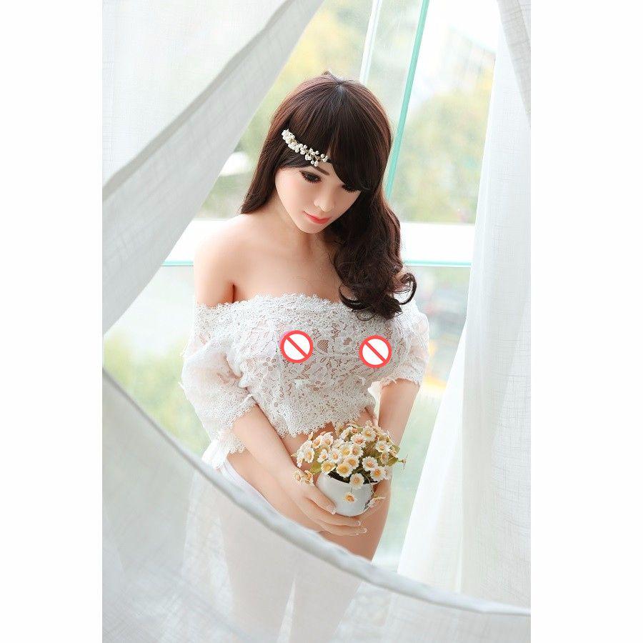 Высокое качество японский реалистичные силиконовые секс любовь кукла 158 см реальный секс куклы металлический скелет tpe мастурбация секс игрушки для мужчин