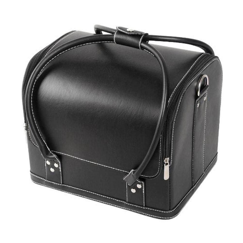 Hot Beauty Vanity Makeup Cosmetic Box Case Make up Box Jewellery Nail Tech Storage Professional