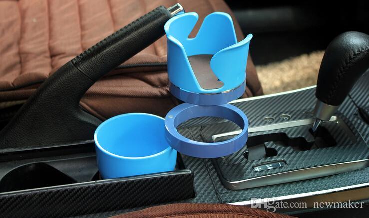조정 가능한 자동 멀티 컵 홀더 5 in 1 홀더 멀티 컵 케이스