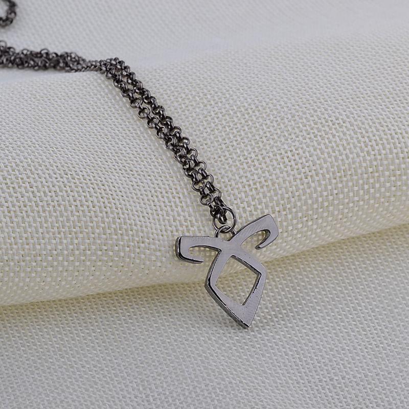 The Mortal Instruments: City of Bones Angelic power Chain Artifact Rune shadow hunters Pendants Necklace ZJ-0903767
