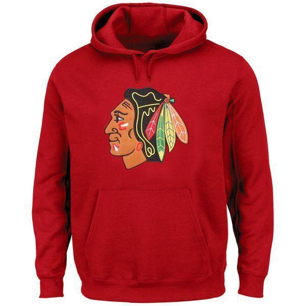 New Blackhawks Hoodies Hockey Hoodie Red And Black Color Size S-XXXL High Quality Mix And Match All Jerseys