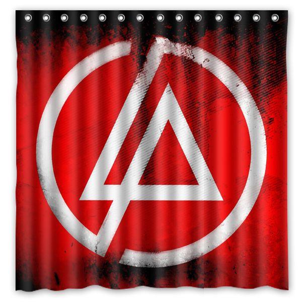 Linkin Park Symbol Triangle Circle Design