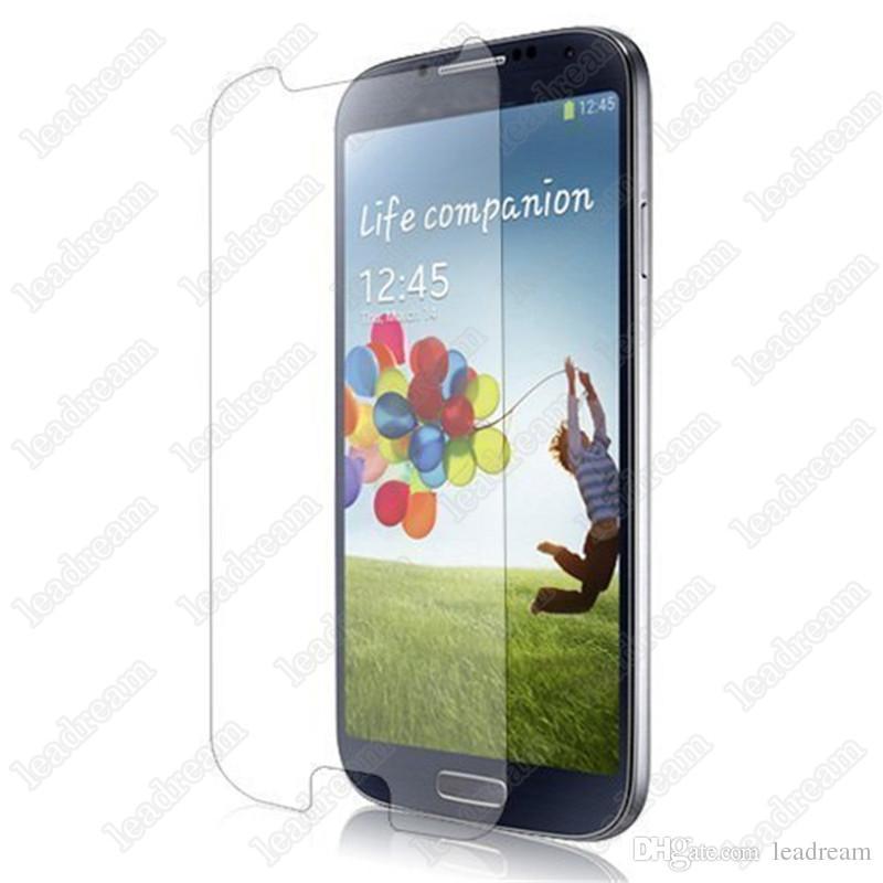 9H 0.3mm 3D gebogener voller Schirm-Abdeckung ausgeglichenes Glas-Schutz für Samsung-Galaxie s3 s4 s5 s6 Anmerkung 2 3 4 kein Paket freies DHL