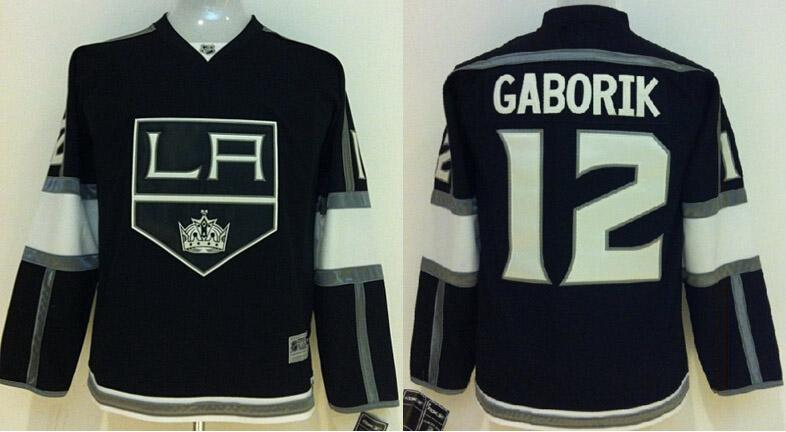 1ef02711e See larger image 12 Los Angeles Kings Marian Gaborik Authentic Jersey .