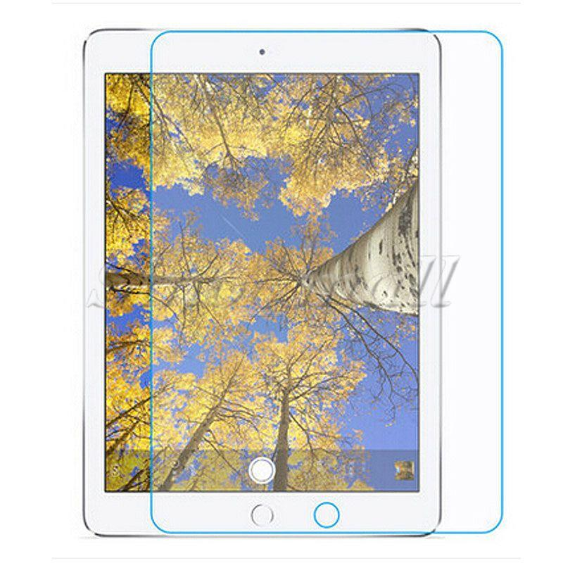 High Quality 0.33mm Full Screen Protector Tempered Glass For 9.7'' 12.9'' Ipad Pro Tablet Hardness Film Free DHL
