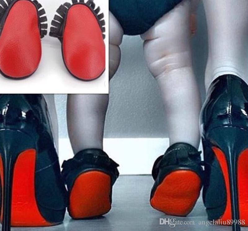 chaussures louboutin pour bébé