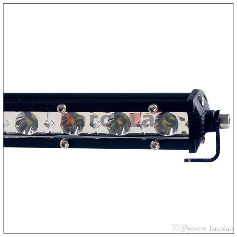 37''Zoll 108W dünner LED Arbeitslichtstrahl für Boot Auto LKW 4x4 SUV ATV Off Road Nebelscheinwerfer