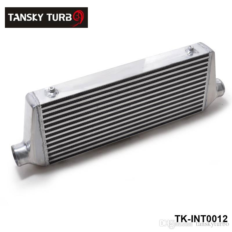 TANSKY - NEW H G 550x230x65mm UNIVERSAL FRONT MOUNT TURBO INTERCOOLER For Honda Civic Nissan Toyota TK-INT0012