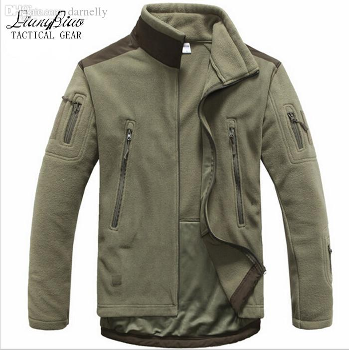 Discount Military Style Fleece Jackets | 2017 Military Style ...