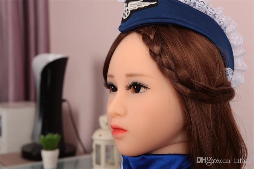 Free shippinng 100cm 145cm 158cm 165cm mannequin solid silicone sex dolls for men real love video dropship best realdoll factory
