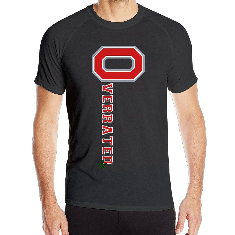 d45b54ebf74 Men'S Ohio State University Short Sleeve Sportser Trendy T Shirts Black Fun  Tee Shirts Silly T Shirts From Bstdhgate04