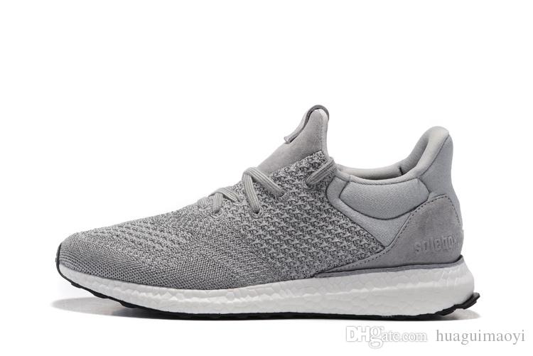 ab64f34bf0ece Supply Fashion Brand Men And Women Ultra Boost Pirate Black Running Shoes  Footwear Sneakers Kanye West 550 Boost Milan Sport Sneakers Black Running  Shoes ...