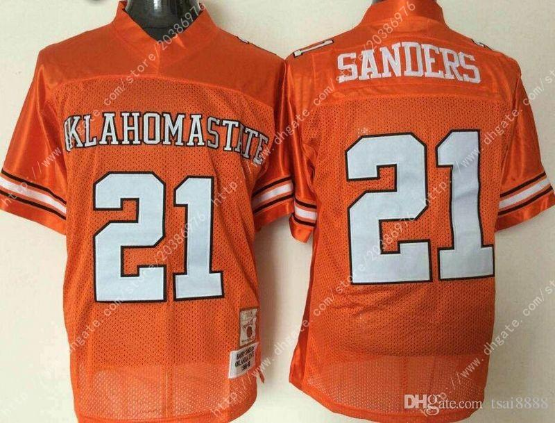 2019 Top Quality New Style Cheap Oklahoma State Cowboys  21 Barry ... 906310650