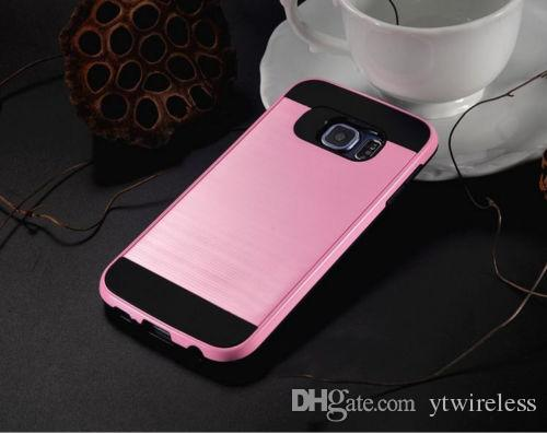 Hot Sale Popular Cheap Hard Defender Cover Dual Layer Lars Mars Hybrid Armor Cases for Samsung for LG for HTC Can