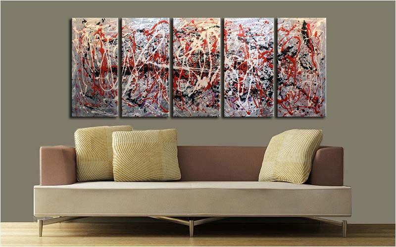 original abstract wall art home office decor. modern art wall. original abstract painting wall art oil painting on aluminum wall art.