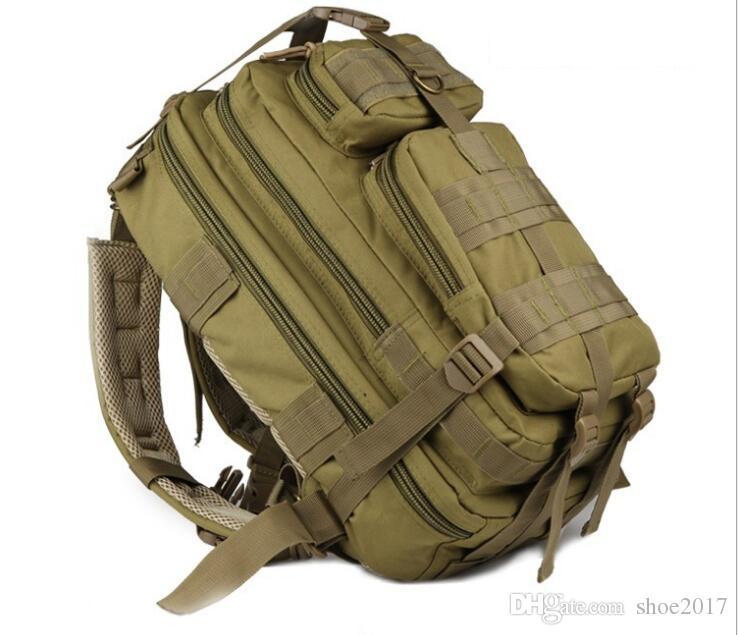 30L Outdoor Sport Militaire Sac À Dos Tactique Molle Sacs À Dos Camping Trekking Sac À Dos
