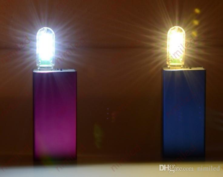 nimi1003 Super Brilhante Mini 3LED 2.3 W 5 V USB Hostel Lâmpadas de Mesa de Computador Pequena Luz Noturna Teclado de Energia Móvel Luzes USB Board iluminação