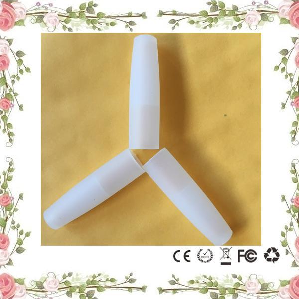 Puntali monouso gocciolamento test in silicone confezione singola Sigaretta elettronica CE4 MT3 CE6 EVOD DCT Mini Protank nautilus mini