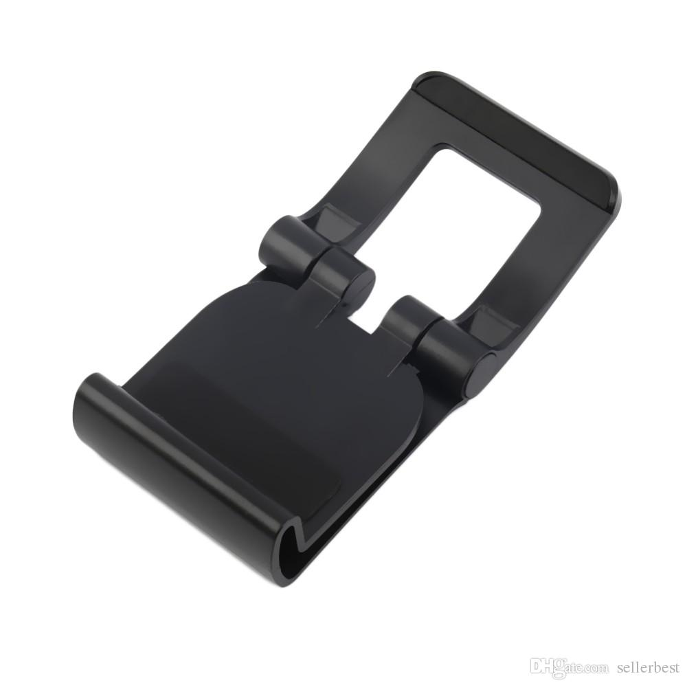 Supporto supporto regolabile TV nero Clip Staffa Sony Playstation 3 PS3 Move Controller Eye Camera all'ingrosso