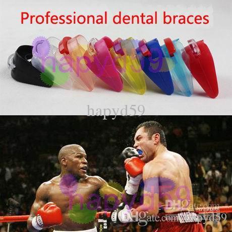 2019 Sport Support Karate Kickboxing Dental Braces Basketball Boxing