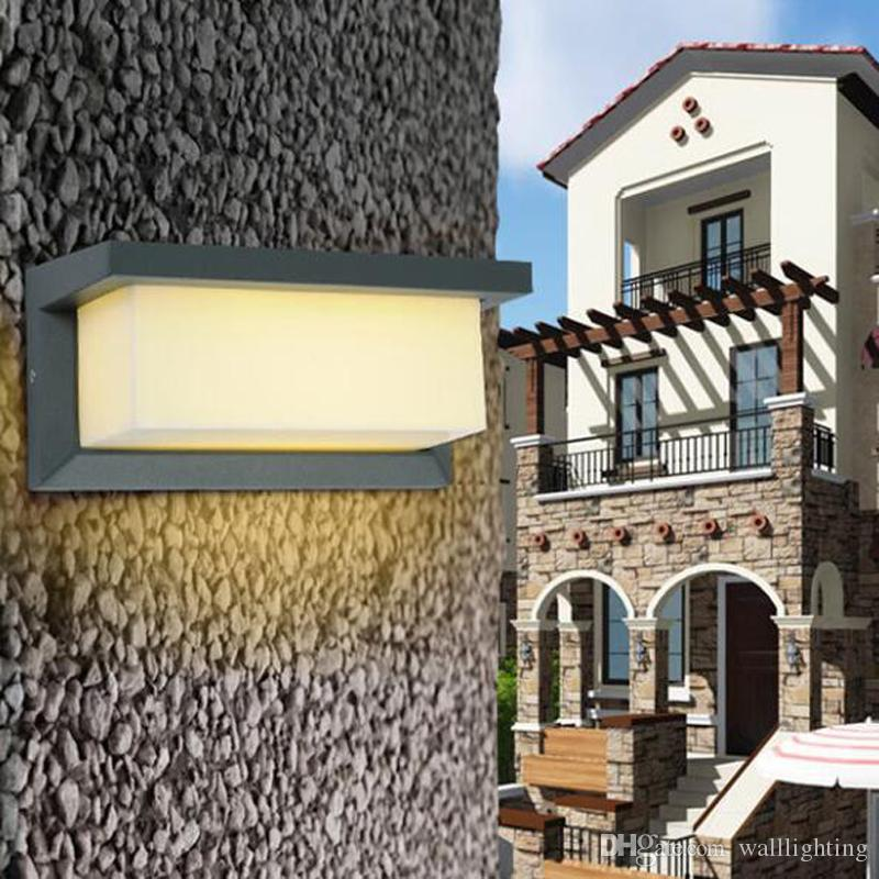 outdoor lighting waterproof modern led walljpg 2018 Outdoor Lighting Waterproof Modern Led