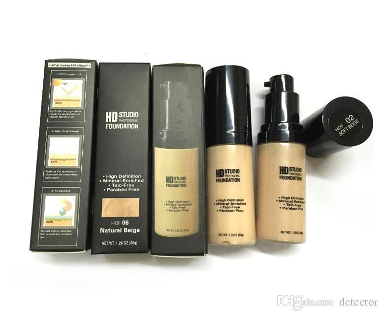 Factory direct!! NYX HD Studio Photogenic Foundation Powder NYX Liquid foundation Makeup NYX Foundation 36g DHL