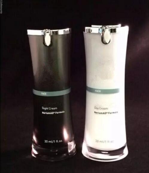 01 En Kaliteli Gelişmiş Nerium Reklam Gece Kremi ve Gündüz Kremi 30 ml Cilt Bakımı Etkinleştirici Yüz Cilt Günü ve Gece Kremleri Set Ücretsiz Kargo