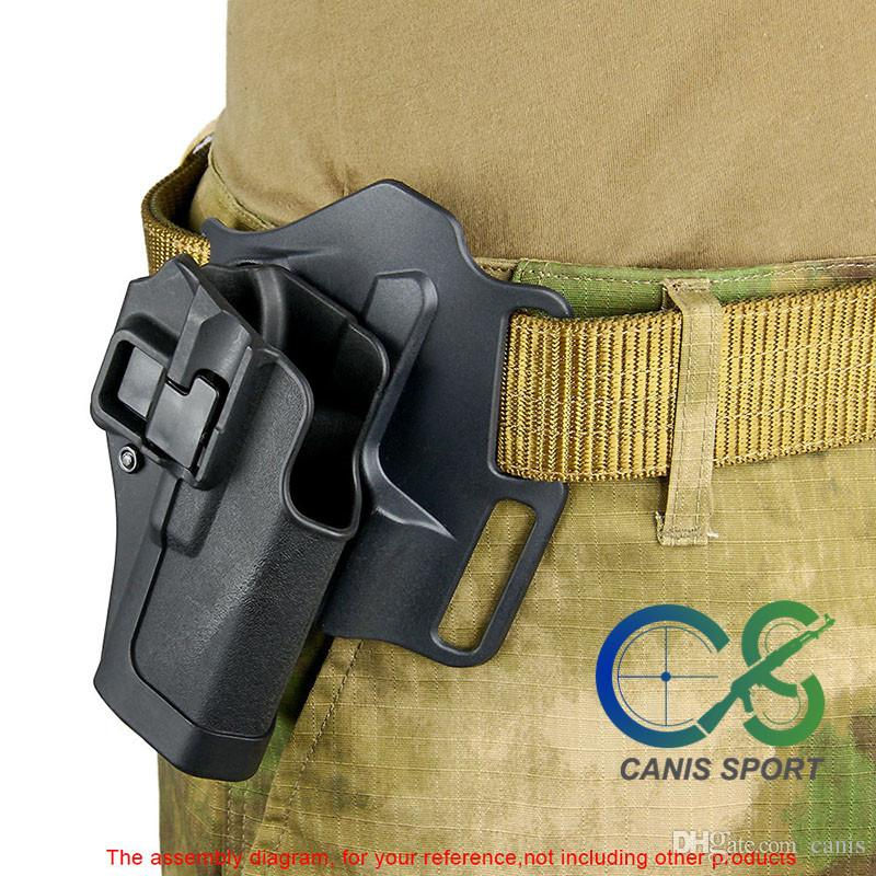 New Arrival Tactical Holster Platform Airsoft Accessories For Outdoors Hunting Shooting with good quality CL7-0017