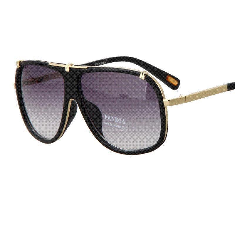 c84658e78b New 2016 Fashion Grandmaster Five Style Sunglasses Men Women Brand ...