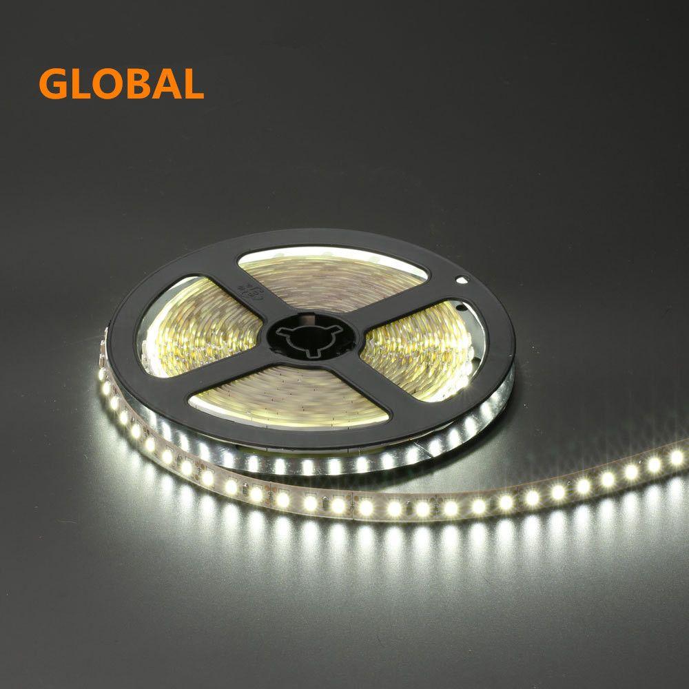 뜨거운 판매! 5M / IP65 방수 3528 600 LED 스트립 빛 리본 테이프 슈퍼 밝은 120led / m 따뜻한 흰색 차가운 흰색 파란색 녹색 빨간색 LED 스트라이프