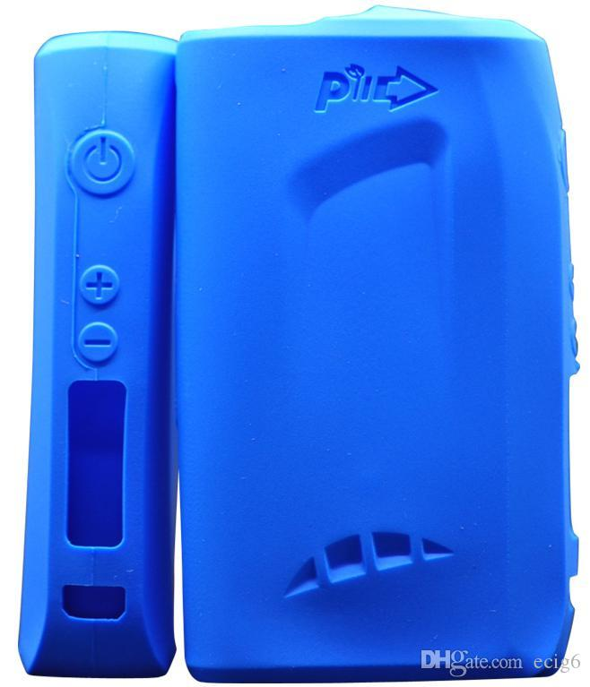 IPV5 IPV 5 MOD E cigarette électronique Etui en silicone Couverture de la peau Sac Poche Pochette Accessoires Boîte