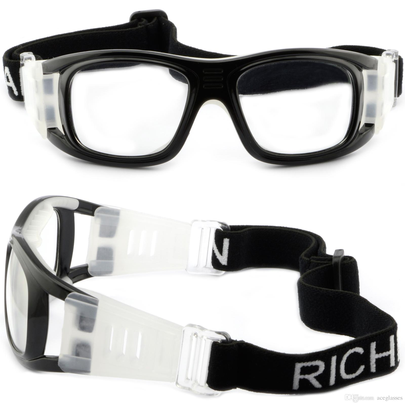 Men Women Sports Protection Rx Goggles Soccer Prescription Glasses ...