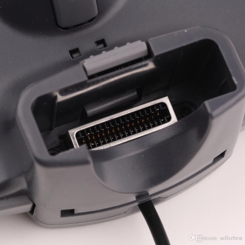 Manette de jeu manette de jeu longue durée manette de jeu pour PC couleur 5 système Nintendo 64 N64 en stock