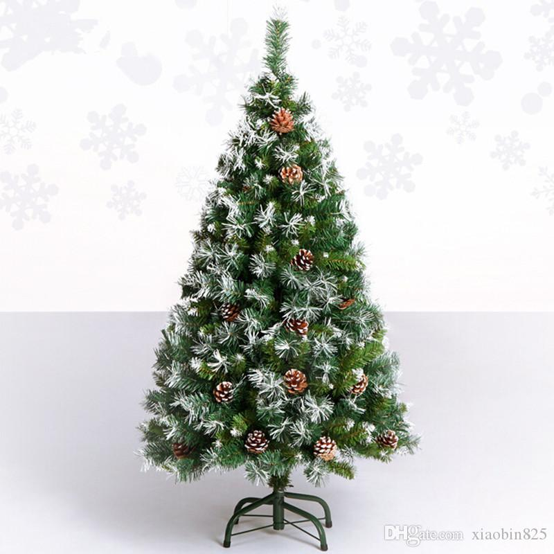 12 m 120cm soiled white pine cones christmas snowflake christmas decoration and decorative hotel parlor mall christmas tree christmas christmas gift