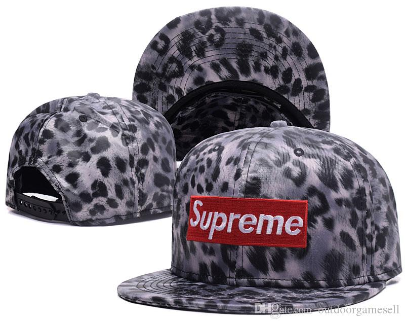4b05c97b6b3bf2 2019 2017 2018 New Fashion Snapbacks Sports Caps Men And Women Leopard  Serpentine Stamp Baseball Football Hats From Outdoorgamesell, $5.78 |  DHgate.Com