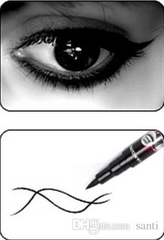 Waterproof Black Eyeliner Liquid Make Up Beauty Eye Liner Pencil