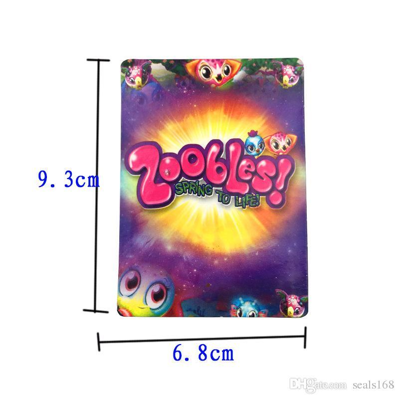 12 pz / set Nuovo Go Ball Toys Bambini Bambini 5Cm Cosplay Cartoon Action Movie Giochi Figure Giocattoli di plastica Con Carta Regali Xmas GD-T14