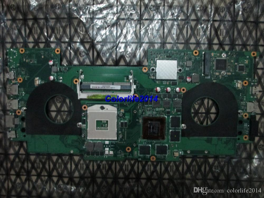 for ASUS G46VR REV 2.0 HM77 PGA989 DDR3 GT760M/2GB Laptop Motherboard System board/Mainboard fully tested & working perfect