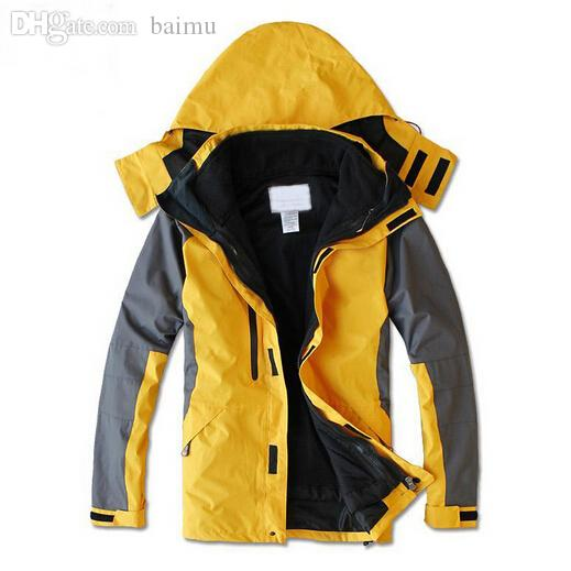 0b5f61932ef Fall-2015 New Arrival Outdoor Winter Sports Jacket Men Liner ...