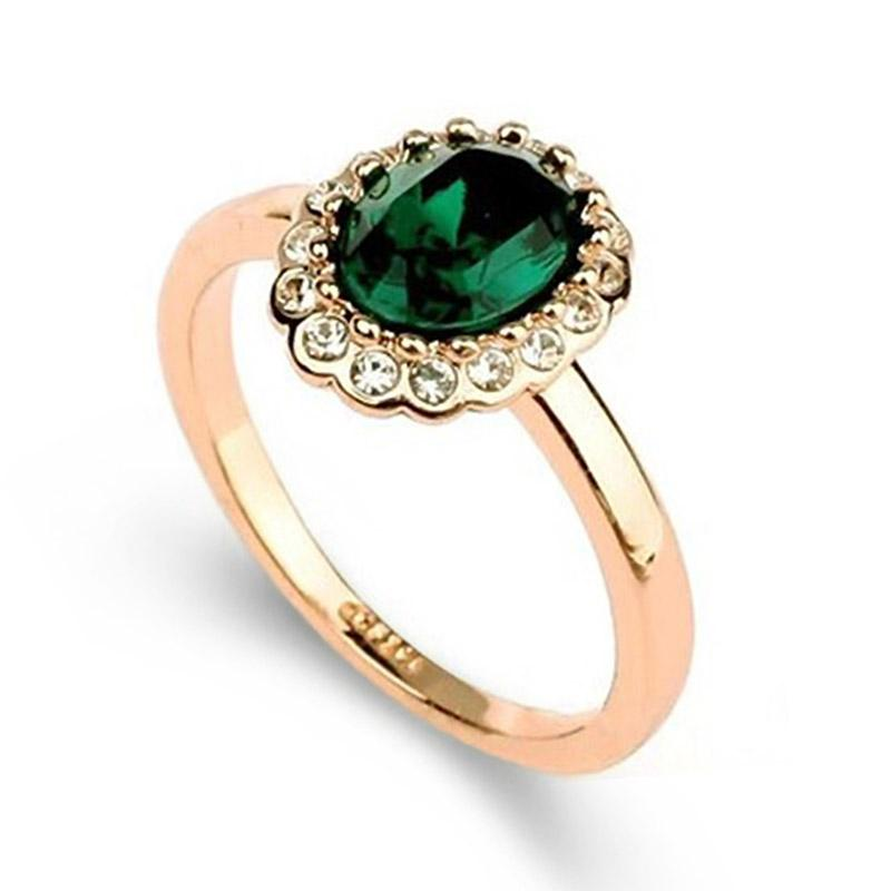 wedding dia inspired and diamond gold emerald band yhst vintage rings ring in