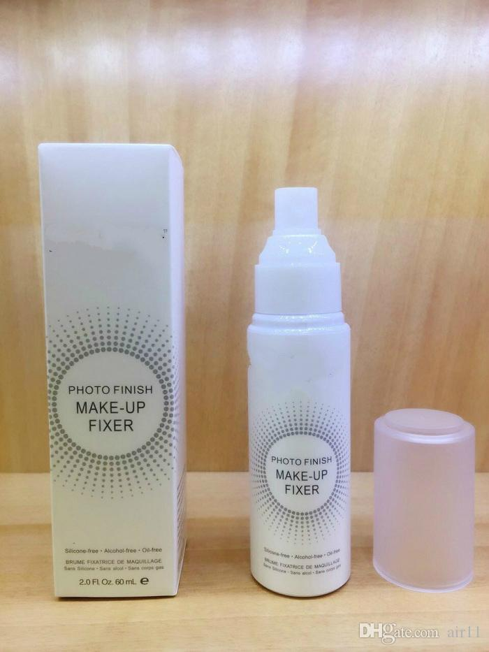 Brand HERES B2UTY Photo Finish All Day Makeup Fixer Finishing Setting Spray Long lasting Natural Silicone/Alcohol/Oil-Free 60ML