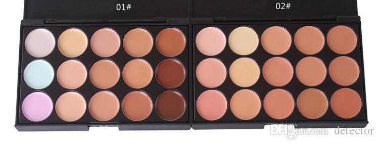 Concealer Profession make up Face Cream Maquiagens Skin Concealer Palette best quality 100% brand new with M brand