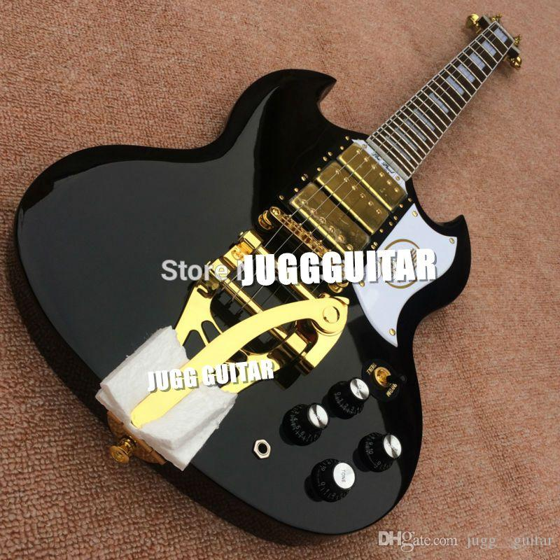 Great Gibson Pickup Wiring Colors Tiny 3 Pickup Guitar Shaped How To Wire A Solar System Solar Cell Connection Diagram Young Solar Power Schematic Diagram BlueHow To Install An Electrical Panel High Quality Custom 3 Humbuckers Pickups SG Black Electric Guitar ..