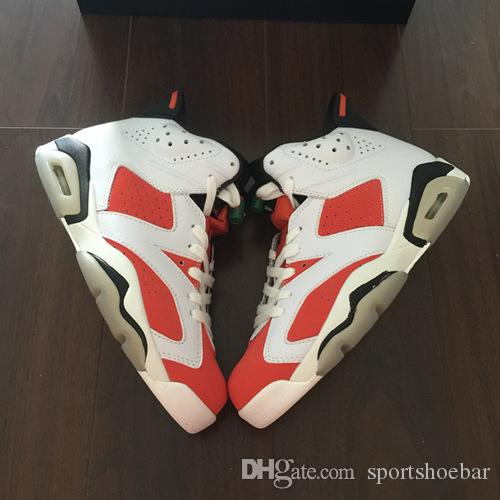 Mens 6s Gatorade Maroon Wholesale Basketball Shoes Discount 6S Unc Sneaker  Top Quality with Originals Box Size Eur 41-47 Free Drop Shipping 6s  Gatorade ... 14bed4706