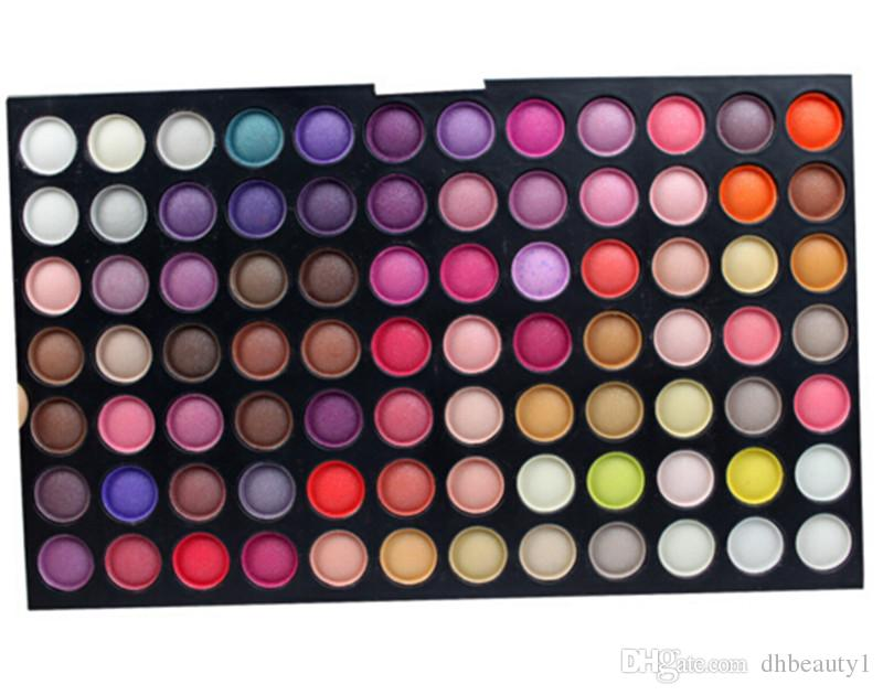 Eyeshadow Palette Makeup Eye Shadow Cosmetic Shimmer Matte earth Mixed Color 3 Layers Eyes Shadow glitter
