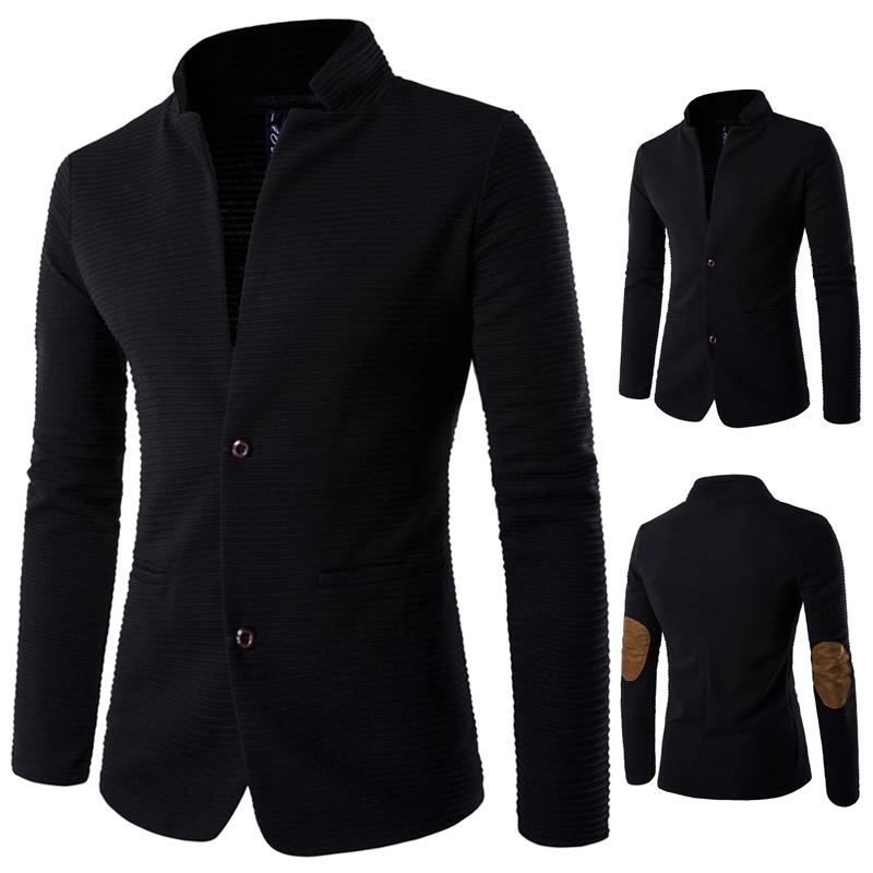 6662e522e852 Male Clothes Black Coat Men Spring Winter Jacket For Singer Dancer  Performance Prom Dress Show Party Nightclub Outdoors Plus Size M 5XL Jackets  For Sale ...