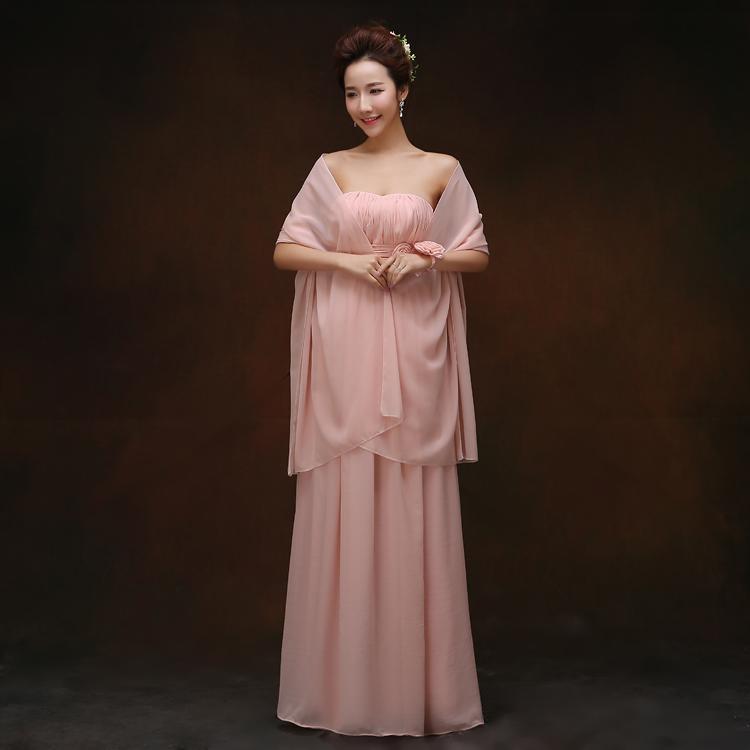 Lange Chiffon Braut Schal Bridal Wraps Sonnencreme Schals Größe 150 cm * 40 cm Rot Lila Rosa Gelb Oder Benutzerdefinierte Farbe