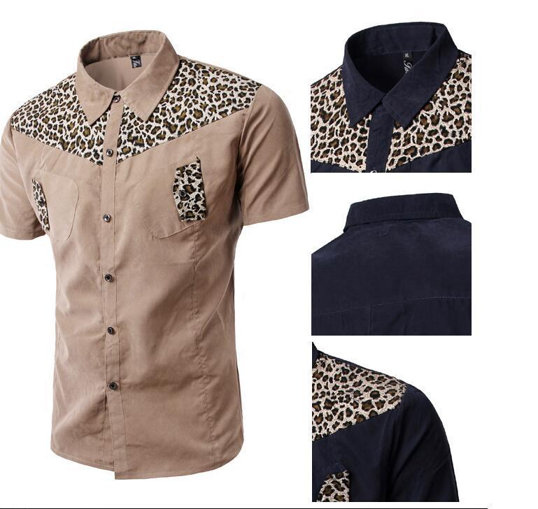2017 Summer Men Shirts 2016 New Arrive Dress Shirt Hot Sale Casual ...