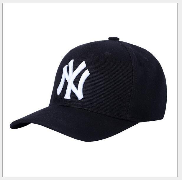 New Arrival Basketball Baseball Black Hats Snapback NY LA caps Embroidered Logo High Quality Snapbacks Hip-Hop adjustable hats caps